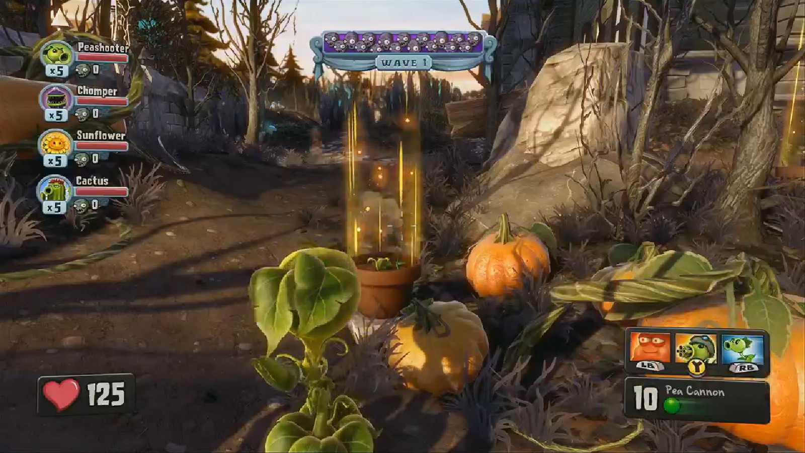 PopCap Announce Plants Vs Zombies: Garden Warfare, Peggle 2 ...