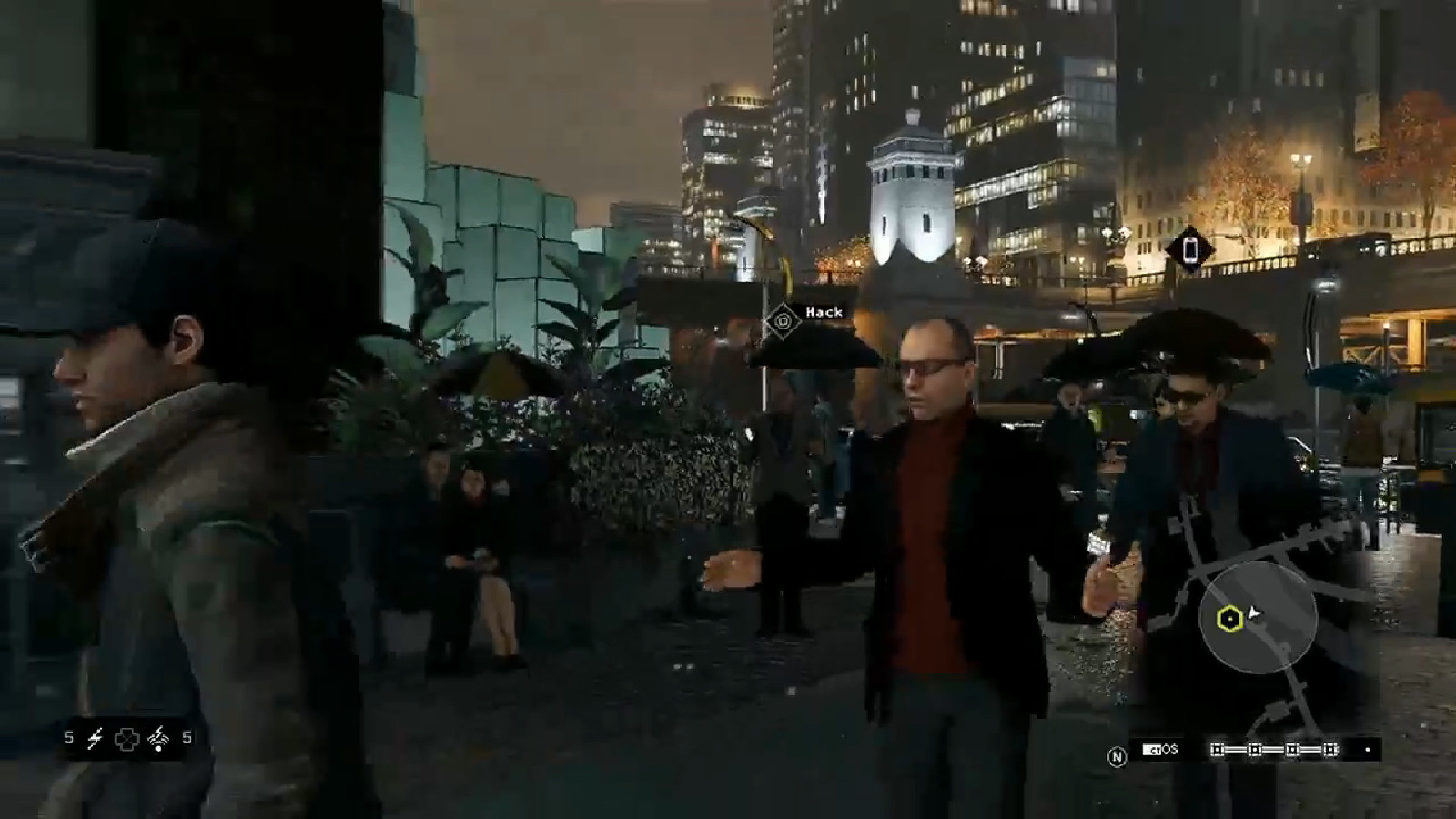 Watch Dogs  Players Online Xbox One