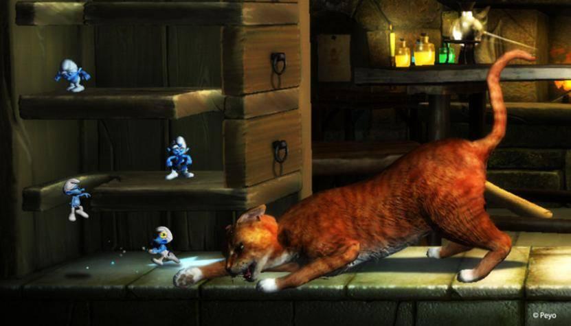 The Smurfs 2 Review - GamesReviews.com