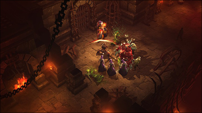 diablo 3 - PS3 Frame Rate