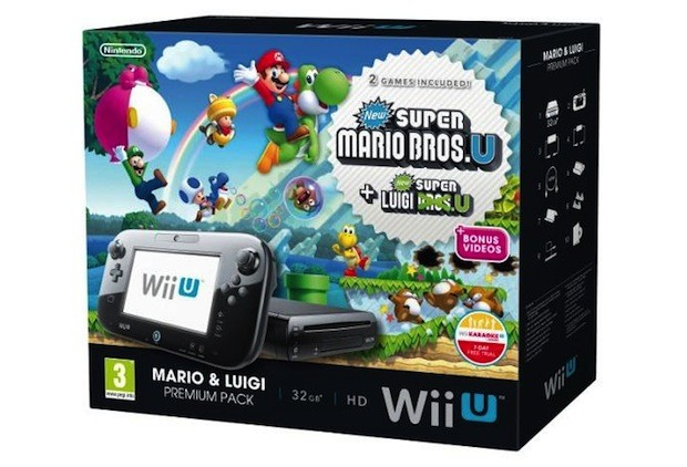 Wii U Deluxe Ditches Nintendo Land, Now Offers New Super ...