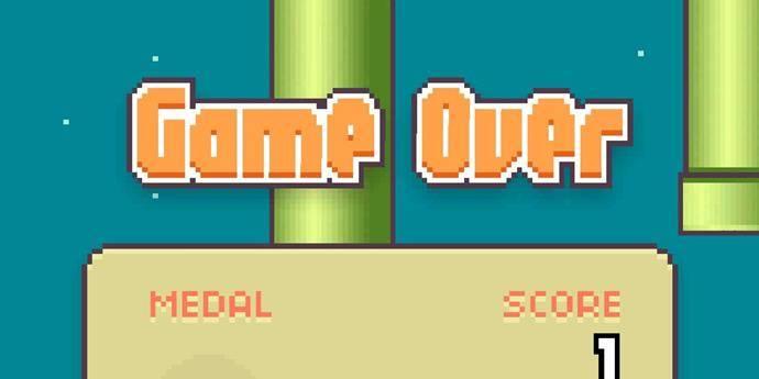 flappybird-gameover