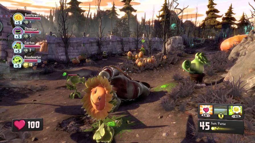 Plants Vs Zombies Garden Warfare Coming To Pc Gamesreviews Com