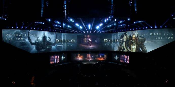 Diablo 3 PS4 Preload Available Now | GamesReviews com