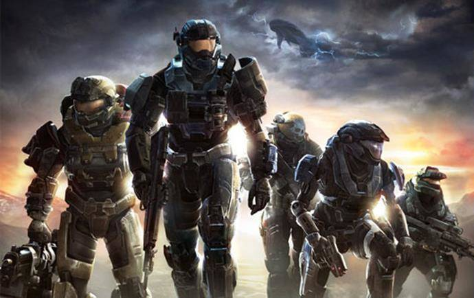 Halo Reach Now Available Free For Gold Members