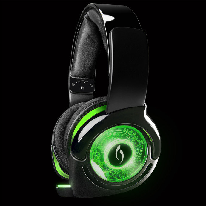 Afterglow headset hook up