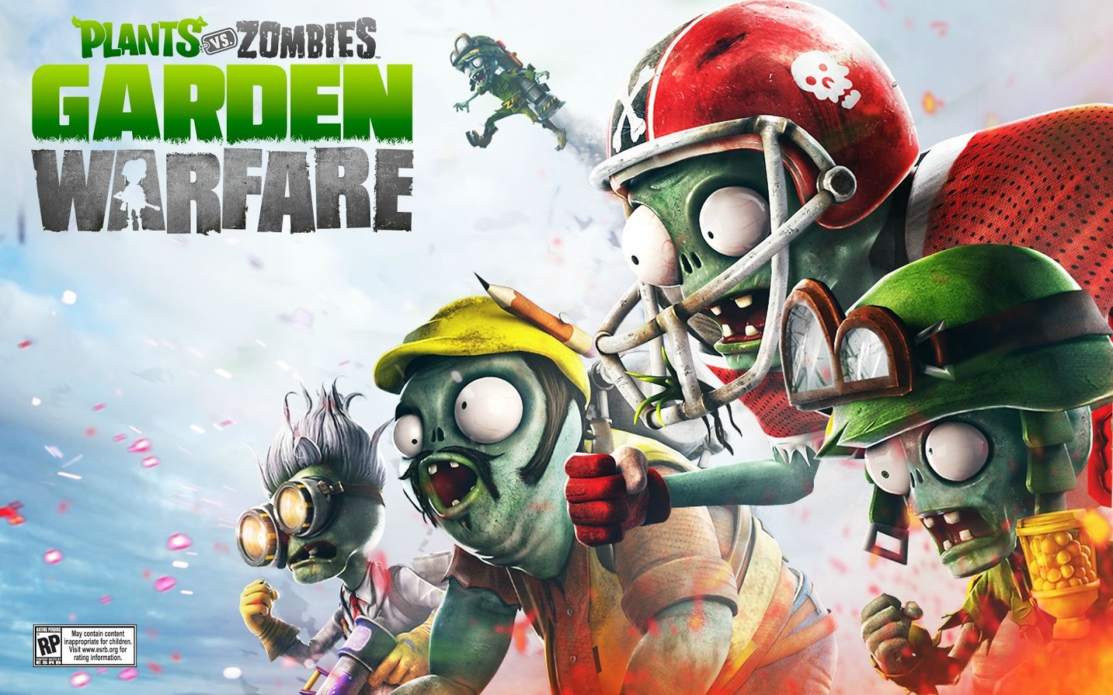 Plants vs zombies garden warfare 2 for xbox e3 coverage Plants vs zombies garden warfare 2 event calendar