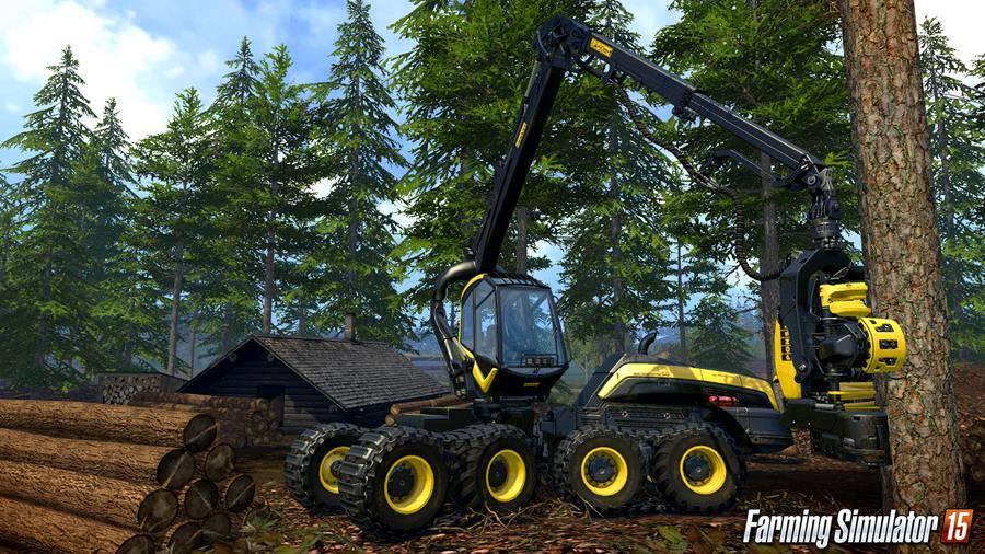 Farming Simulator 15 Review | GamesReviews com
