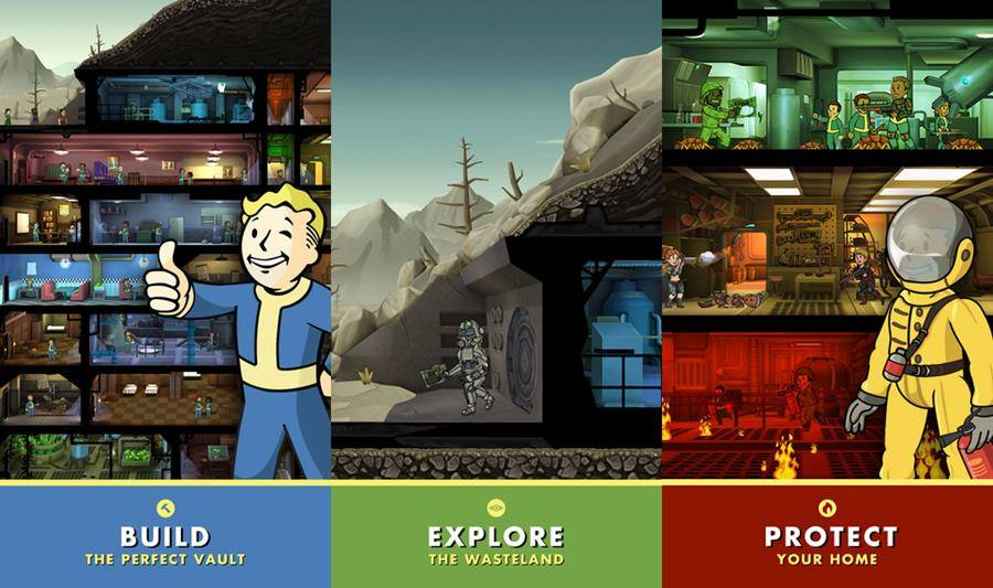 Fallout Shelter Review Gamesreviews Com