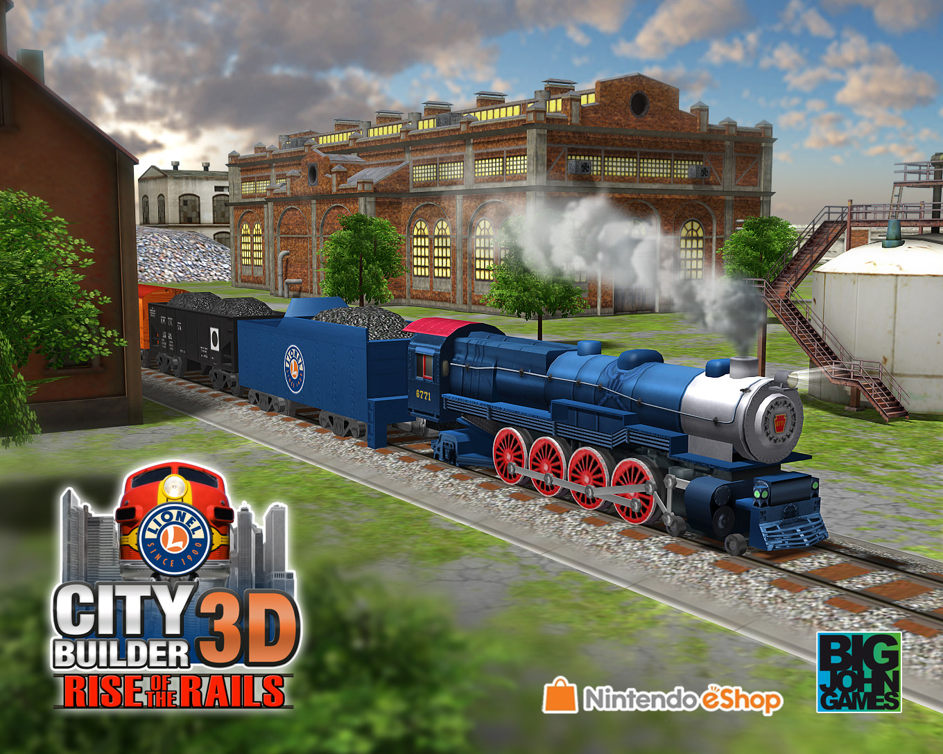 3D Ultra Lionel Traintown is a 3rd person railroading game by Sierra On-Line under their casual game brand Sierra Attractions, licensed by Lionel Corporation. It consists of train .
