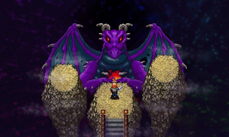 DragonFantasyBTgameplay1