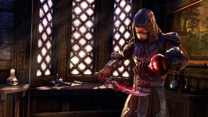 Elder Scrolls Online: Dark Brotherhood DLC | GamesReviews com
