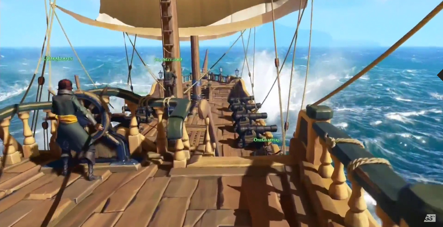 According To A Post On The Sea Of Thieves Website Players In Next Beta Will Be Able Travel Between Xbox One And Pc Picking Up Right From