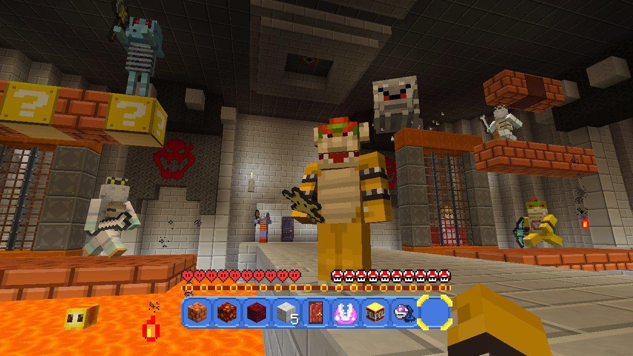 Minecraft Wii U Edition Review Gamesreviews Com
