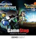 MetroidDragonQuestGamestop