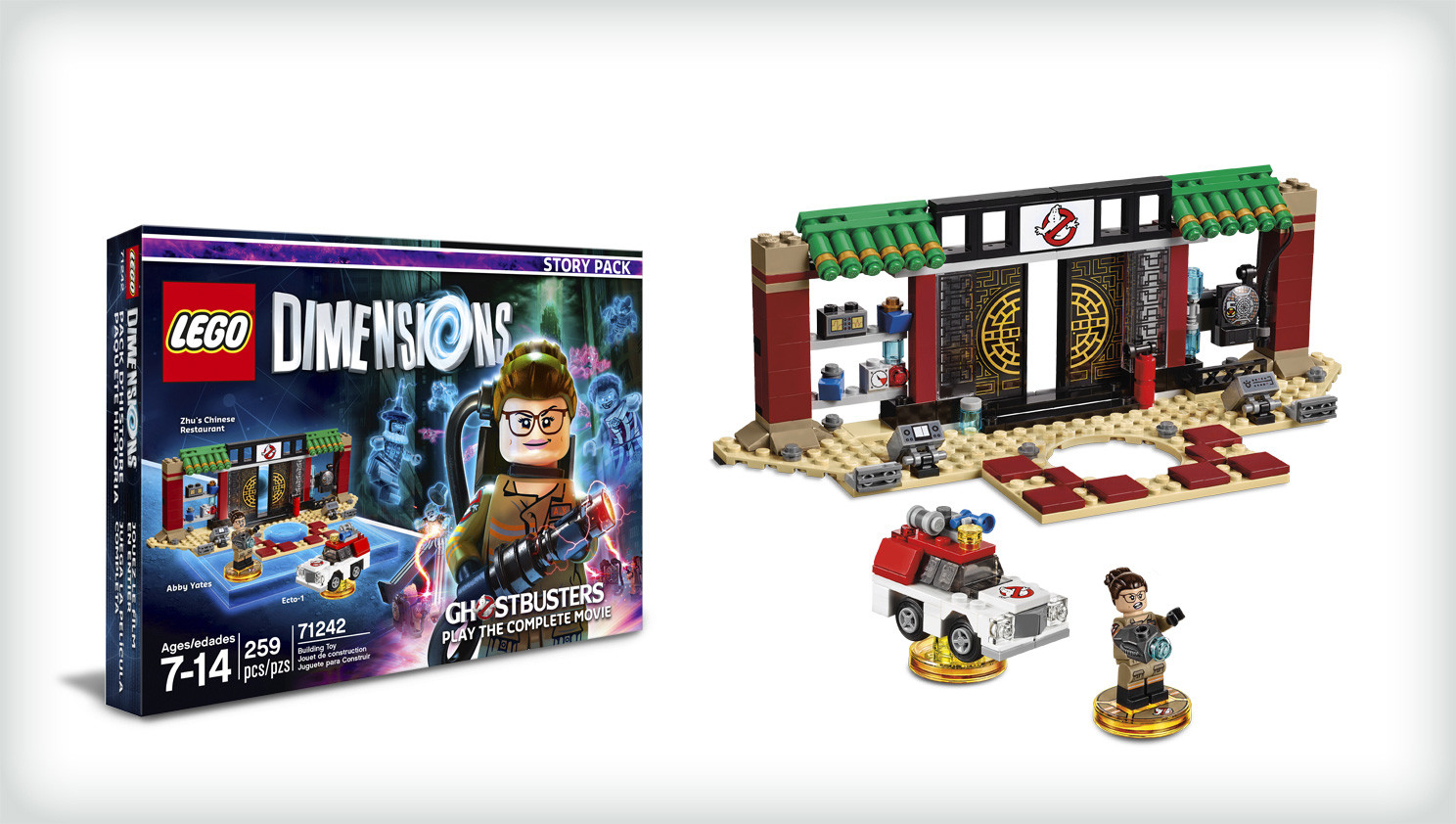 lego dimension story pack