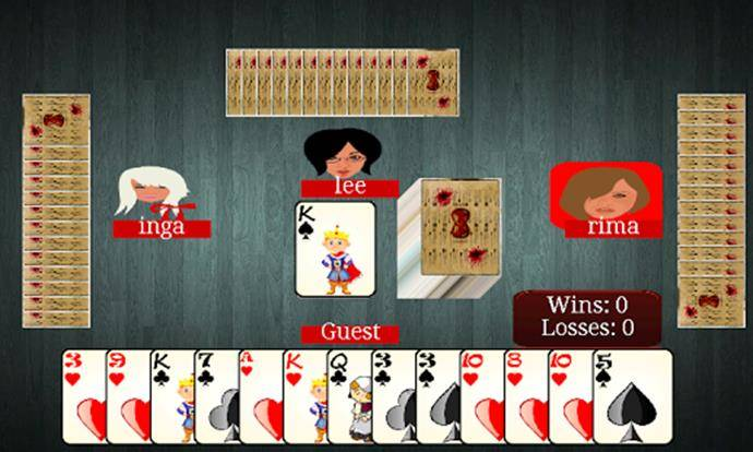 21 card rummy game rules