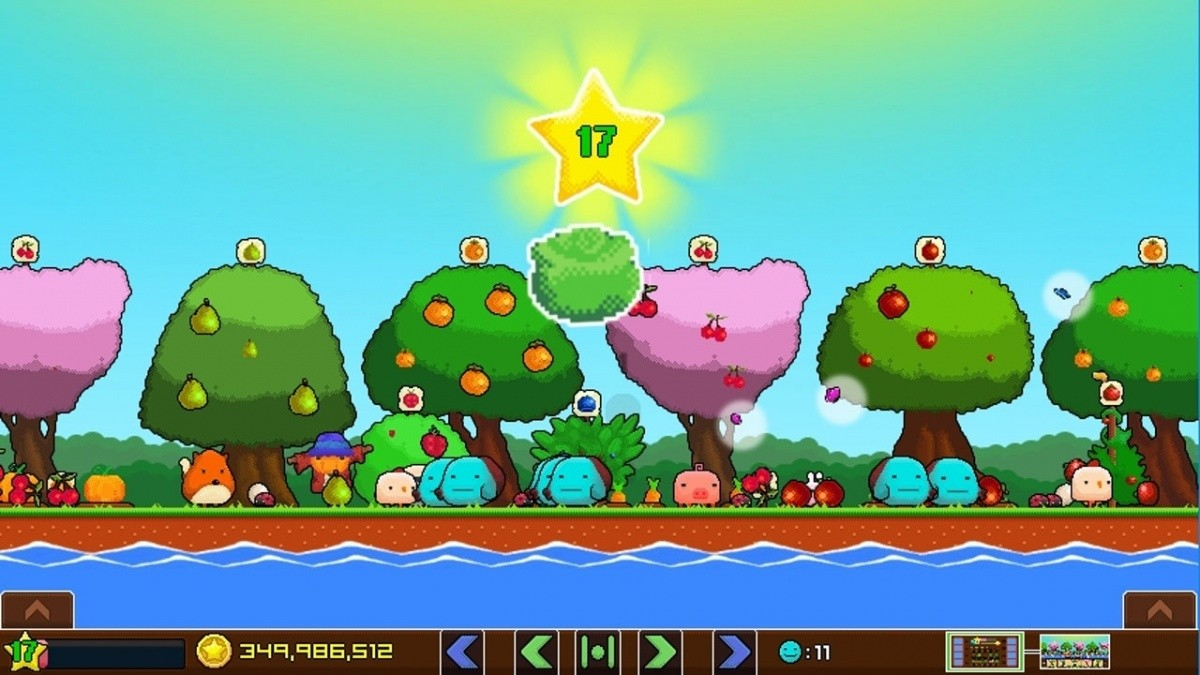 Grow a Garden Worth Defending in Plantera for Wii U and 3DS