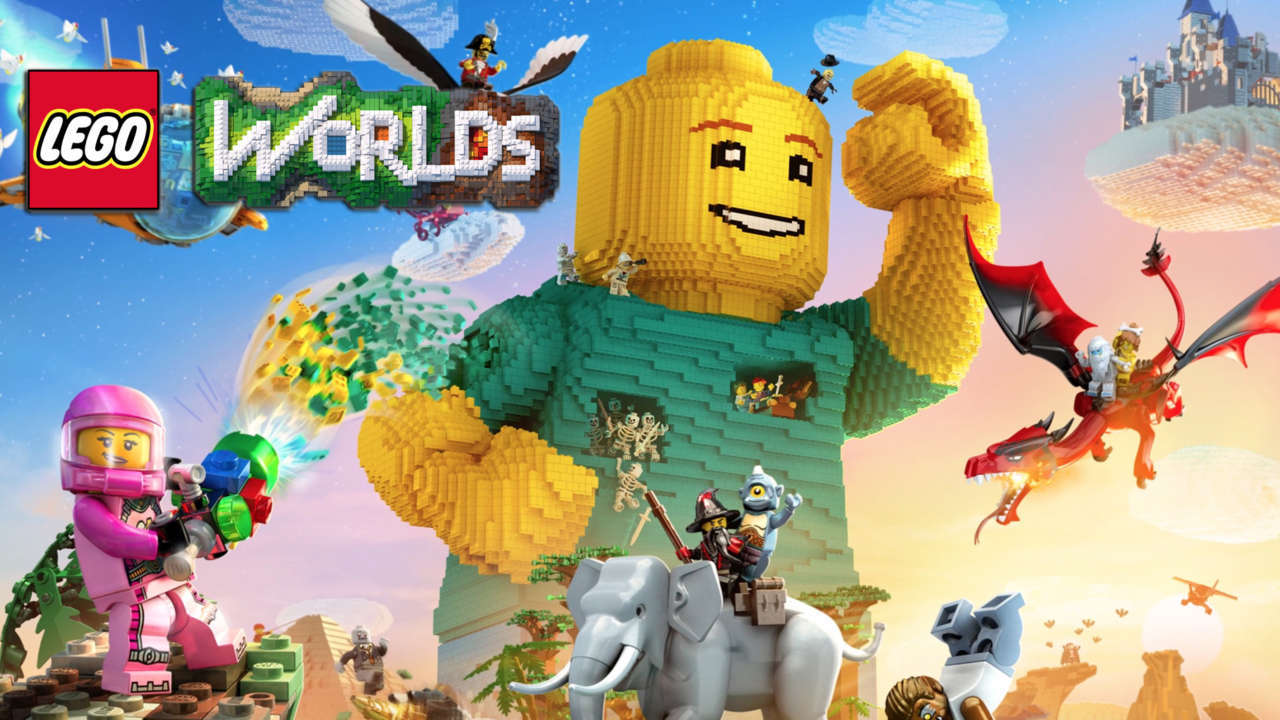 Lego worlds almost at our review gamesreviews although lego worlds might lack story content that doesnt mean there is nothing to do when i did my first impressions article on lego worlds gumiabroncs Gallery