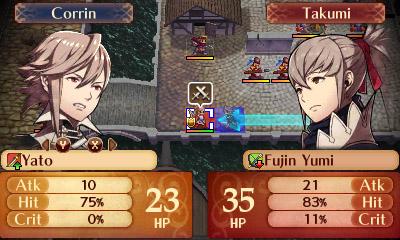 Fire Emblem Fates Crit Build Corrin