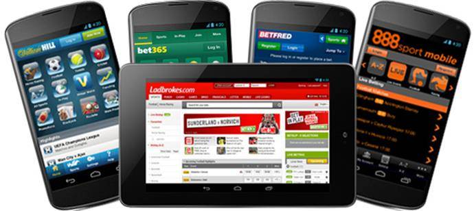 Gambling Apps Android