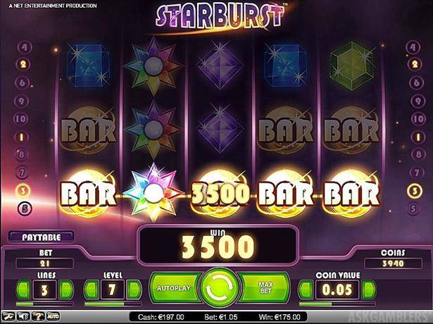 Starburst Slot Game Review Gamesreviews Com