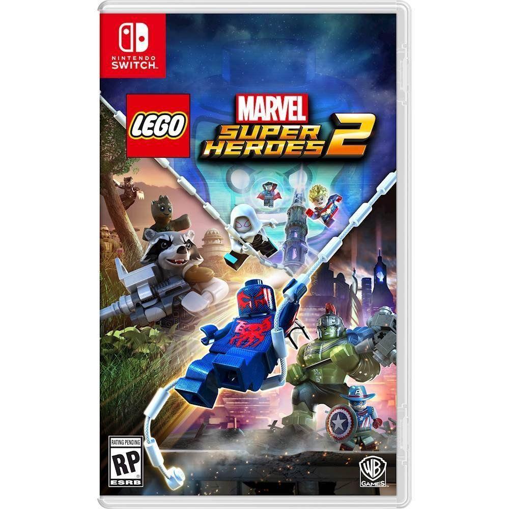 lego marvel superheroes 2 announced gamesreviewscom