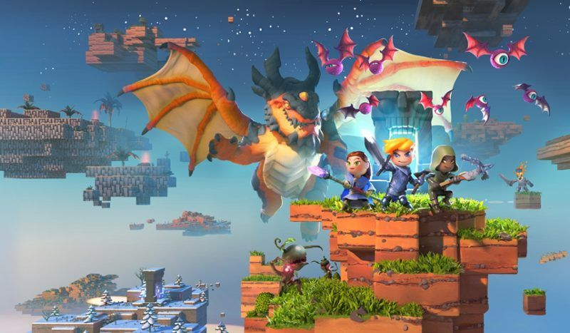Portal Knights coming to iOS and Android   GamesReviews com