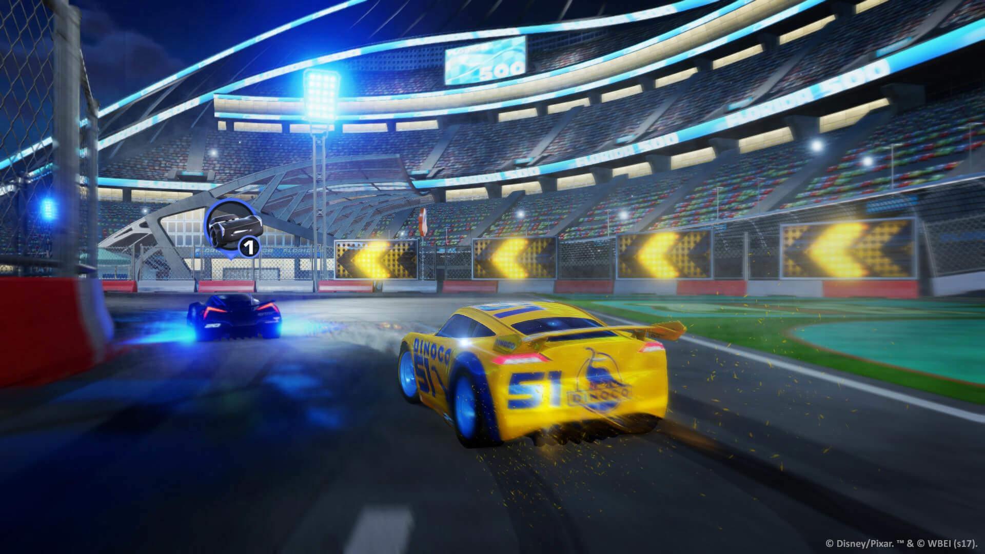 Cars 3 Driven To Win Review In Progress Part 2 Gamesreviews Com