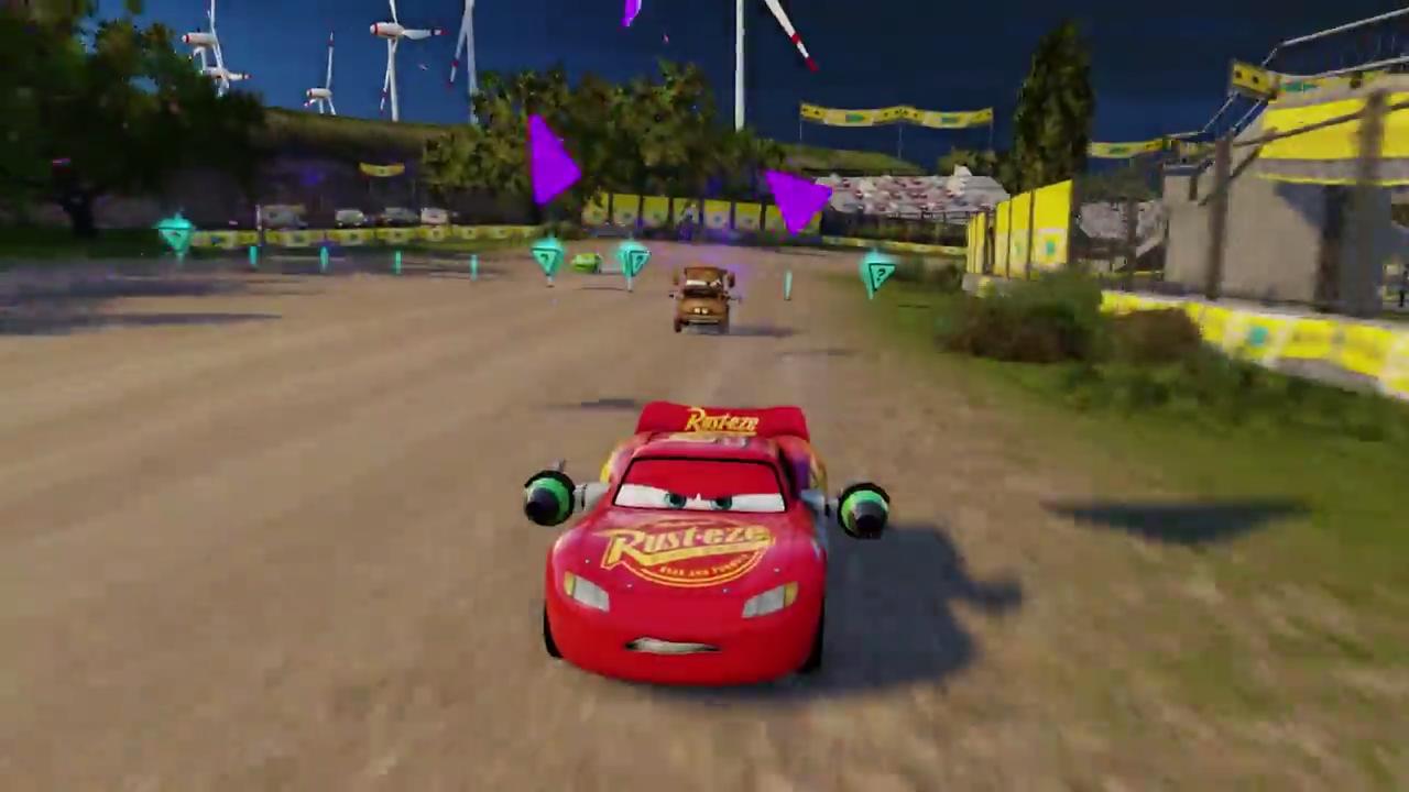 Cars 3 Driven To Win Review In Progress Part 1 Gamesreviews Com