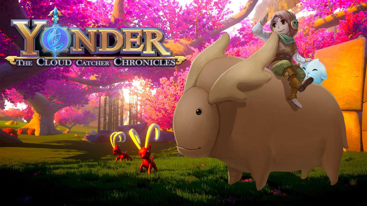 Yonder: The Cloud Catcher Chronicles Review | GamesReviews com