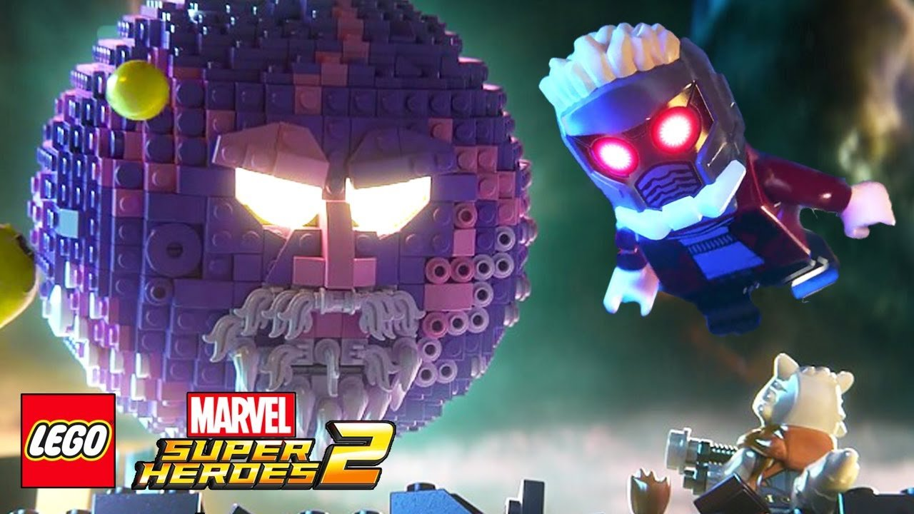 New Lego Marvel Super Heroes 2 Vignette Spotlights Marvel S Inhumans
