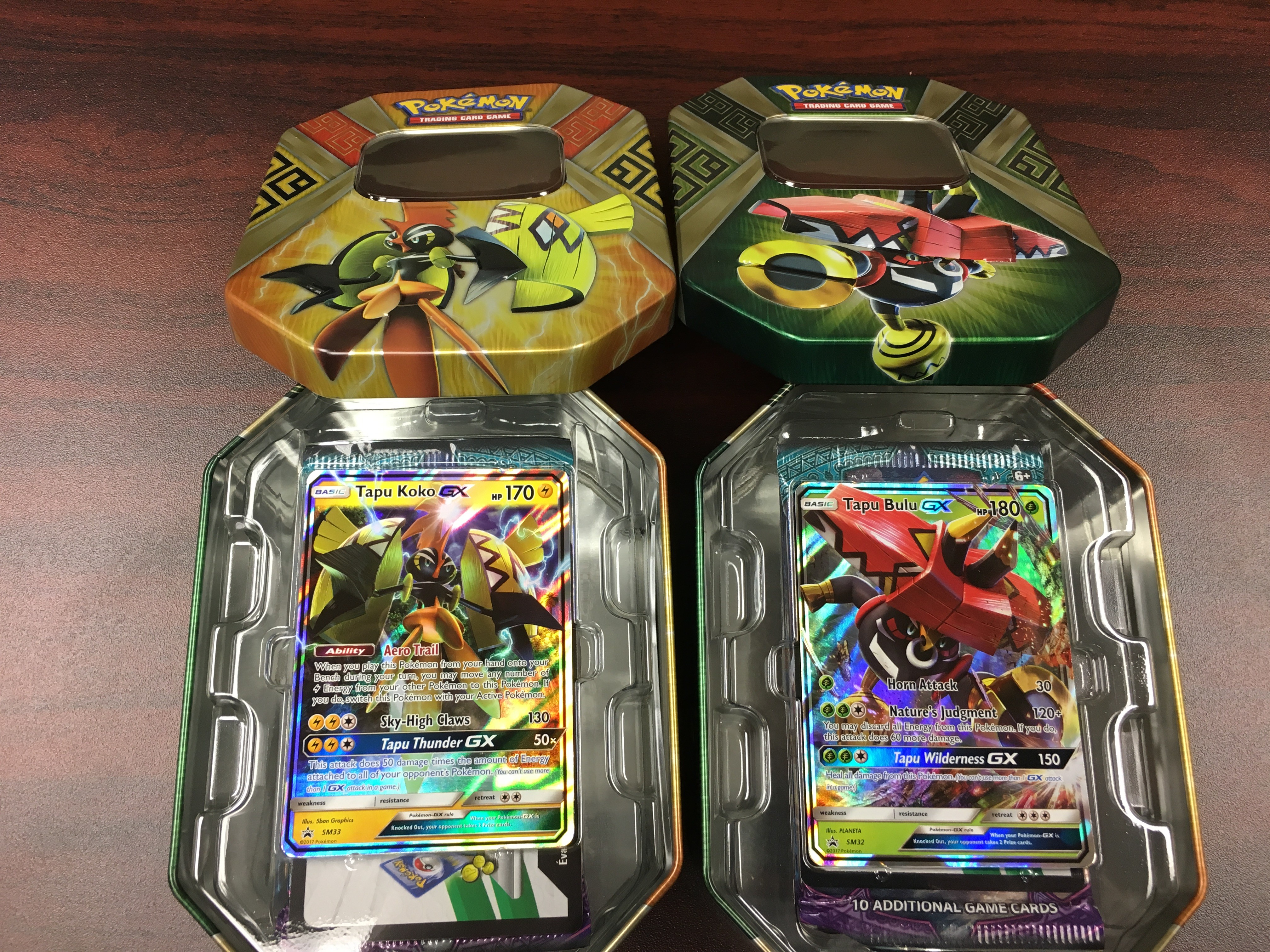 pokemon card tins