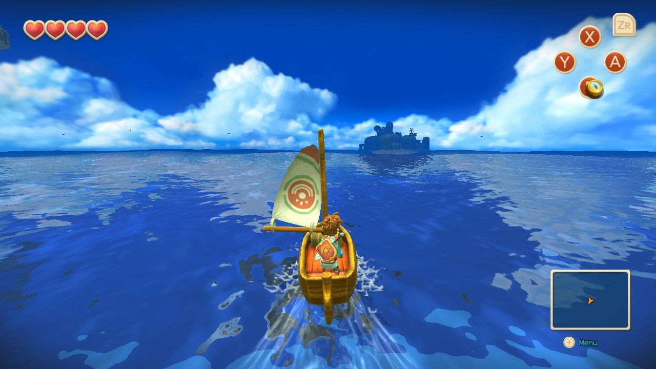 games ocean