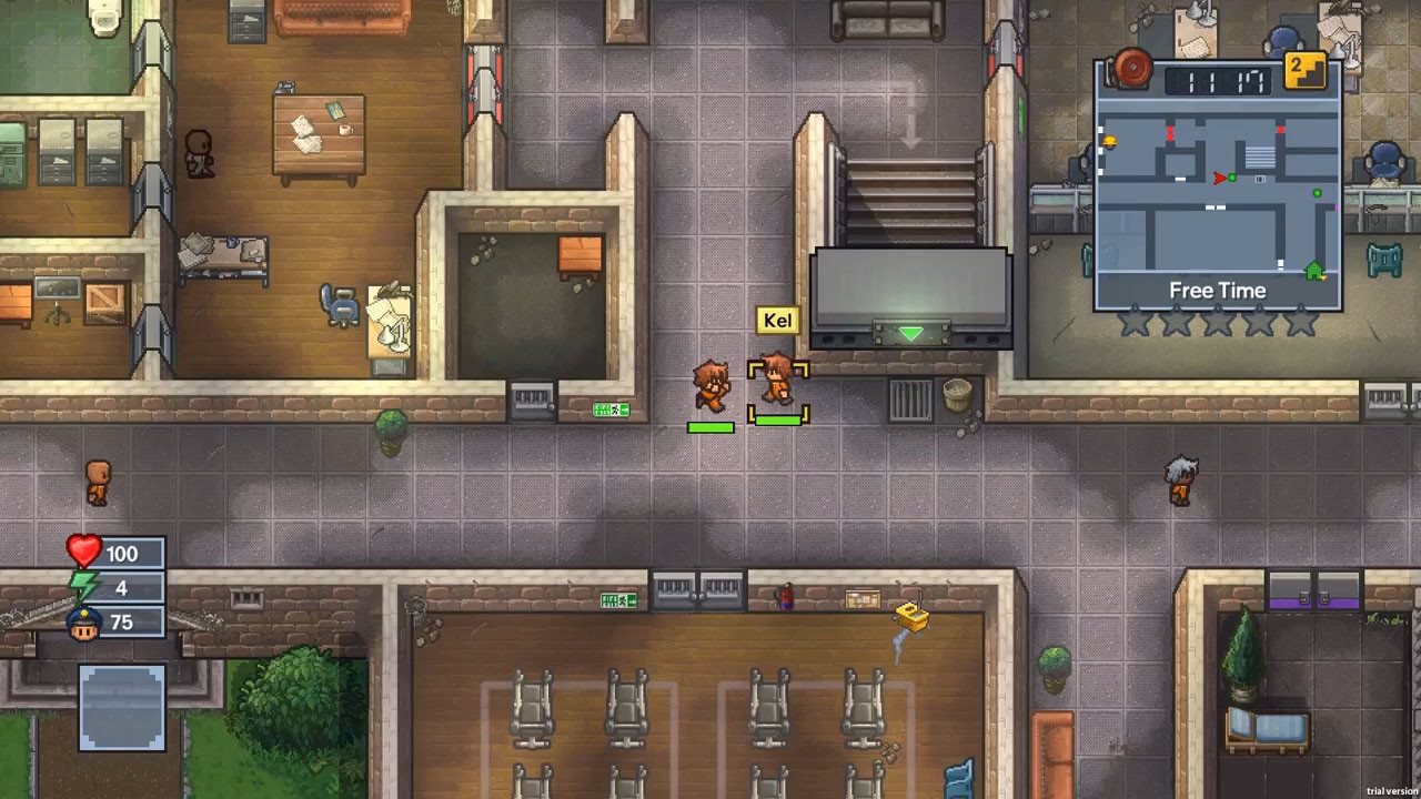 escapists 2 how to get out of the first prison