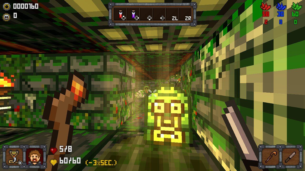 Into the Pixelated Dungeon: A Look At One More Dungeon For
