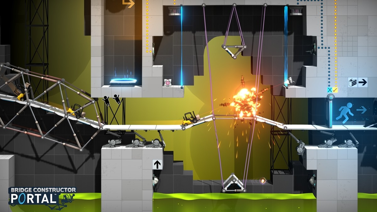 bridge constructor portal coming soon to playstation 4 xbox one