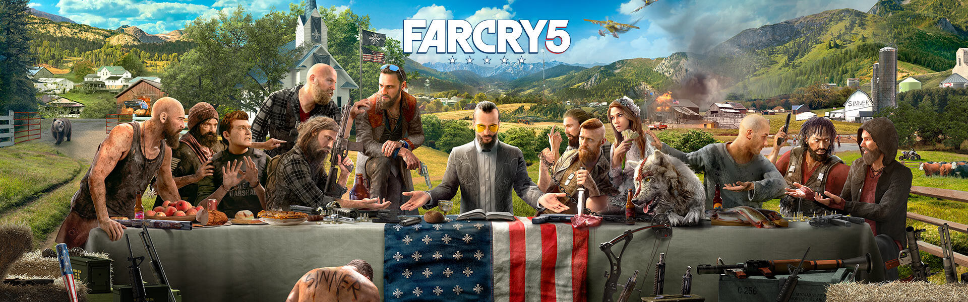 Multiple Game Play Styles In Far Cry 5 Gamesreviews Com