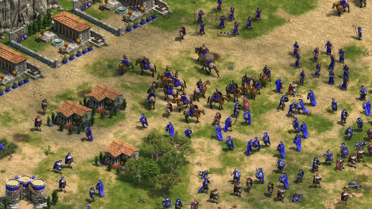 Age Of Empires Definitive Edition Impressions