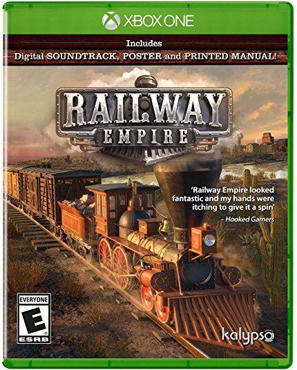 Railway Empire Review   GamesReviews com