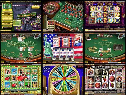 Common Casino Games
