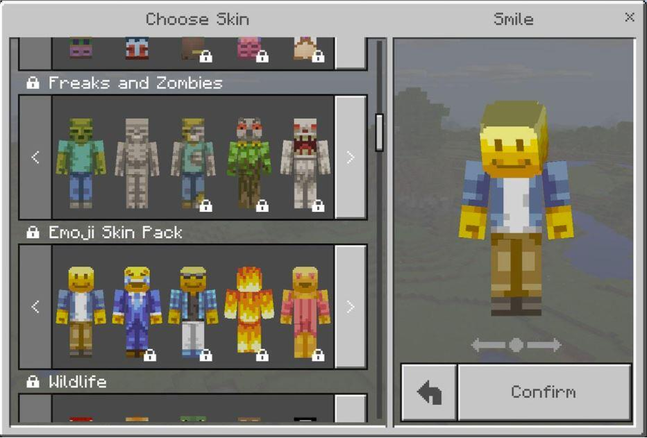 How To Change Your Skin In Minecraft Gamesreviews Com