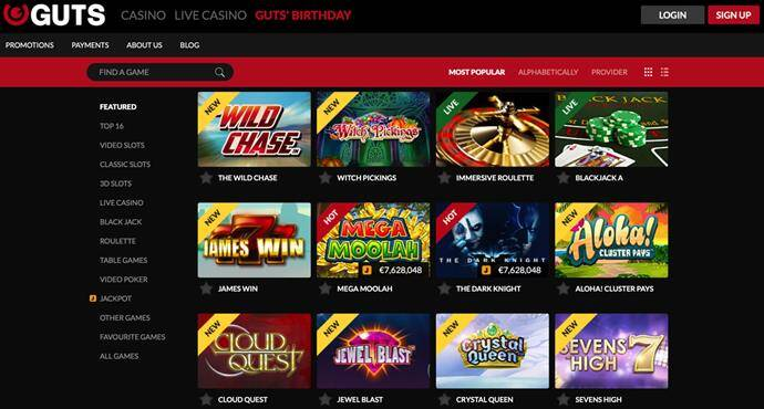 Top rated casino apps