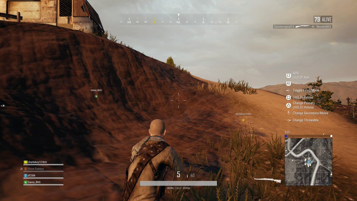 I Keep Dying in PUBG: A look At PlayerUnknown's Battleground For the