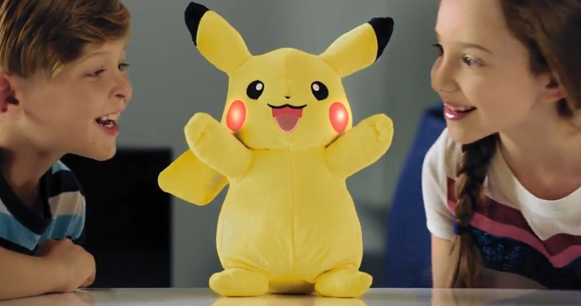 1b7e1cc2d87bf It's Pokémon month here at GamesReviews.com. Not only do we have a review  of Pokémon Let's Go Pikachu, but we are also looking at a number of great  new toys ...