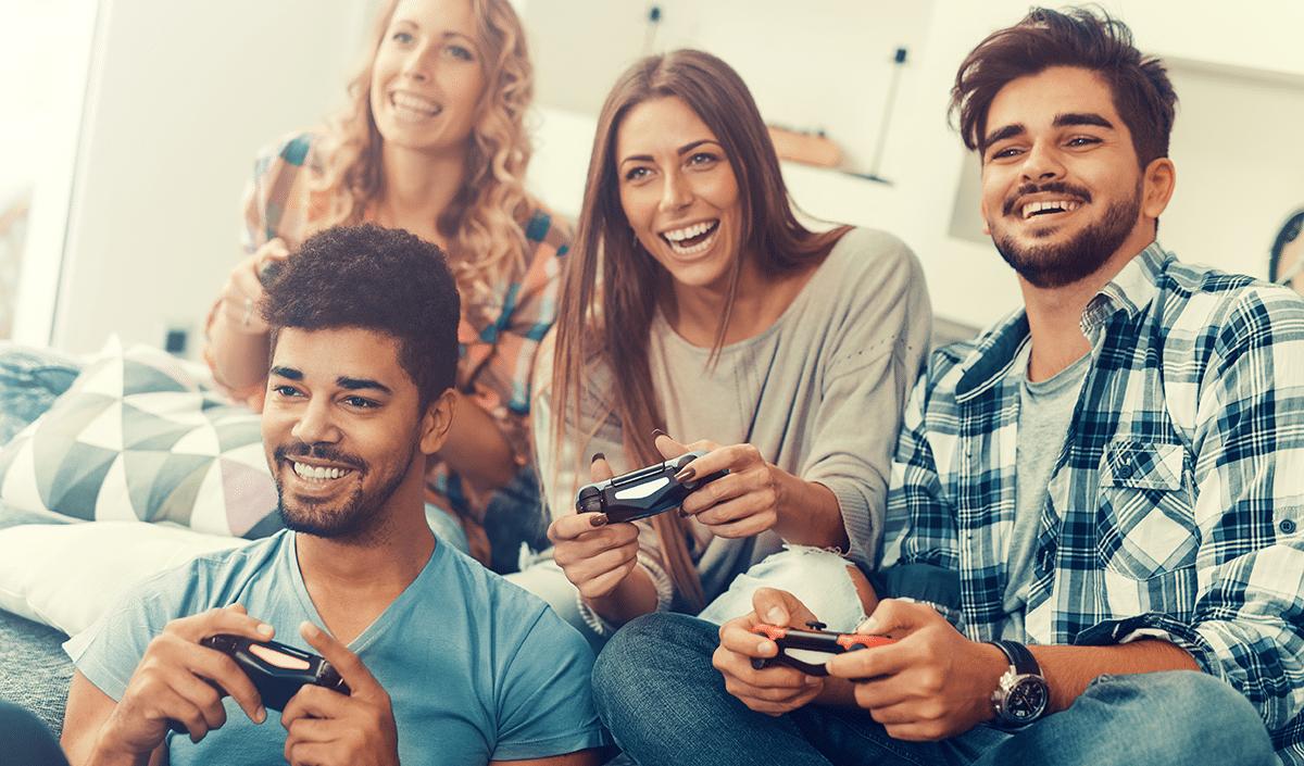 social gaming 3