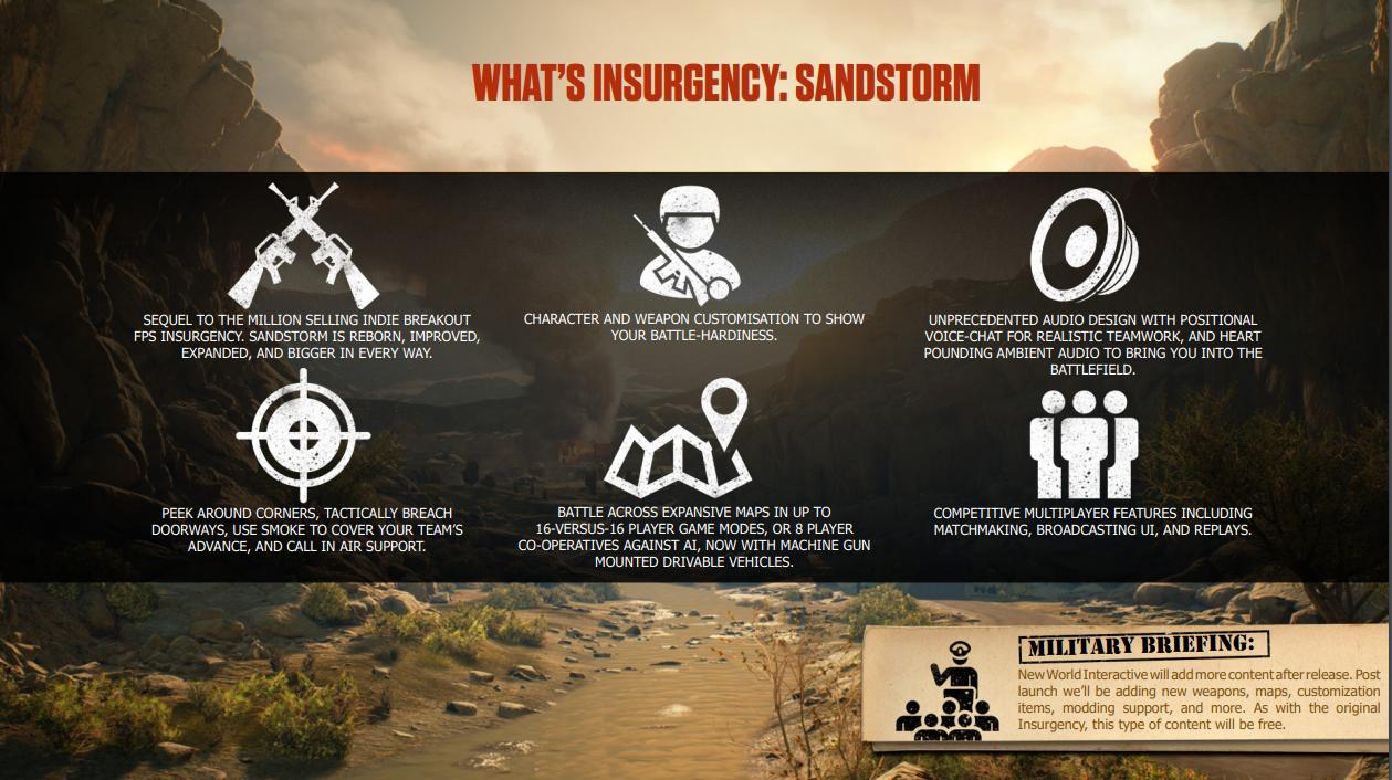 insurgency sandstorm 1