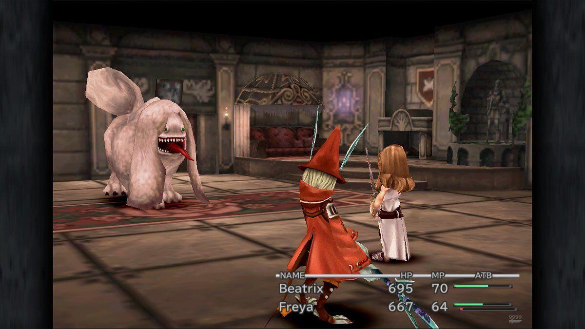 Final Fantasy IX Nintendo Switch Review | GamesReviews com