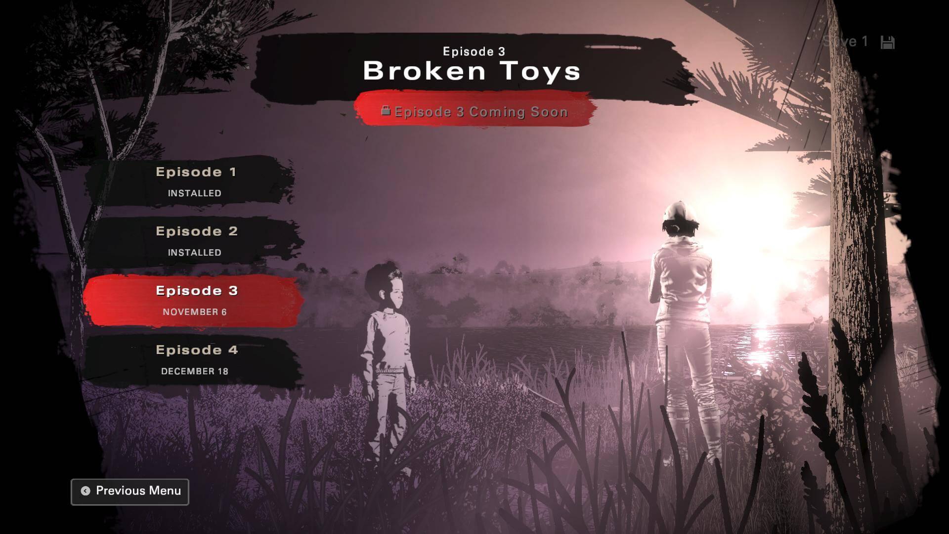 The Walking Dead: Final Season - Episode 3 Review   GamesReviews com
