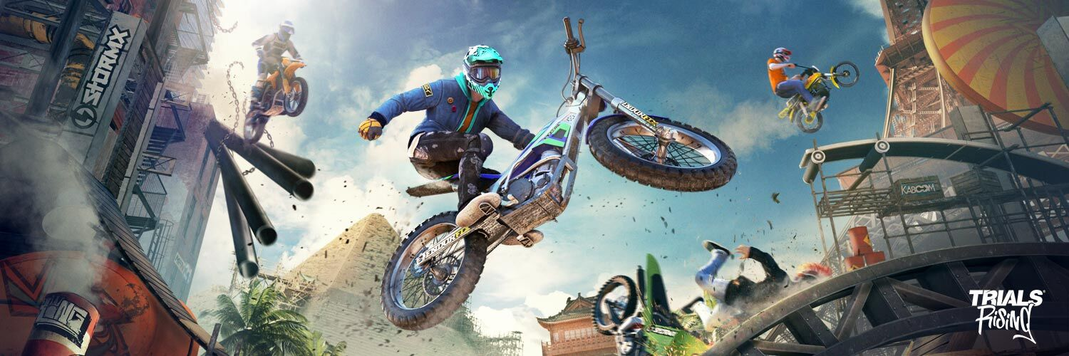 Trials Rising Expansion Pass 2